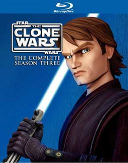 Star Wars: The Clone Wars - Season 3 (Blu-ray)