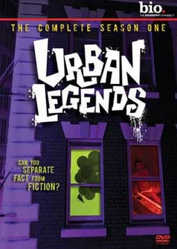 Urban Legends - Season 1 (2-DVD)