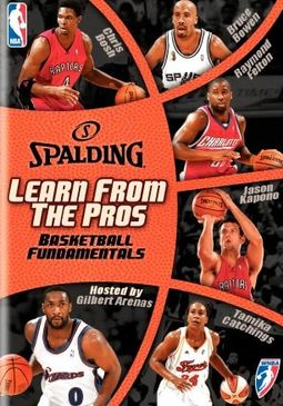 Spalding Basketball Basic: Learn from the Pros