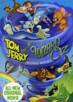 Tom And Jerry Wizard Of Oz Dvd Tom and Jerry &...