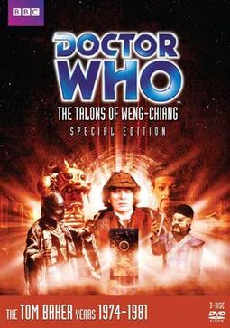 Doctor Who - #091: The Talons of Weng-Chiang