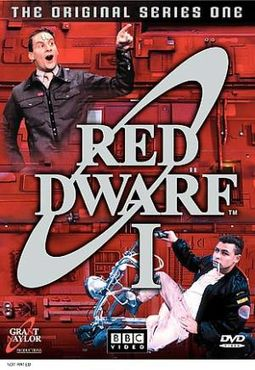 Red Dwarf - Series 1 (2-DVD)