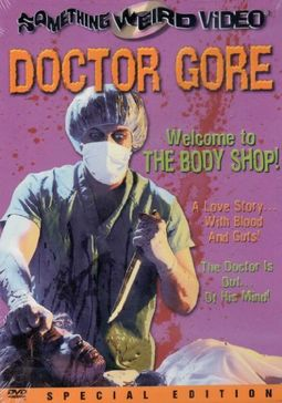 Doctor Gore (The Body Shop) [Rare & Out-of-Print]
