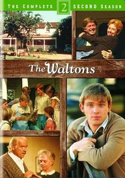 The Waltons - Complete 2nd Season (5-DVD)