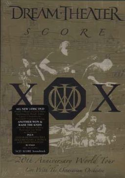 Dream Theater - Score: 20th Anniversary World