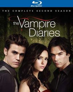 Vampire Diaries - Season 2 (Blu-ray)