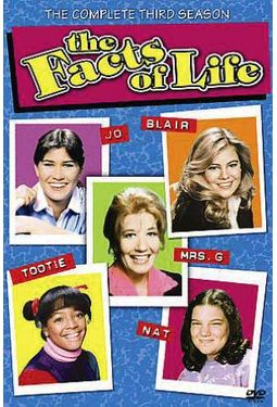 Facts of Life - Season 3 (3-DVD)