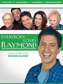 Everybody Loves Raymond - Complete 2nd Season