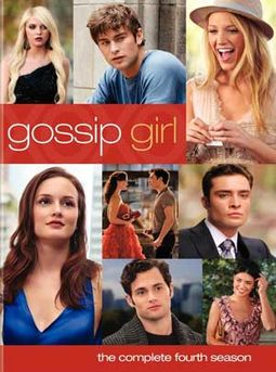 Gossip Girl - Complete 4th Season (5-DVD)
