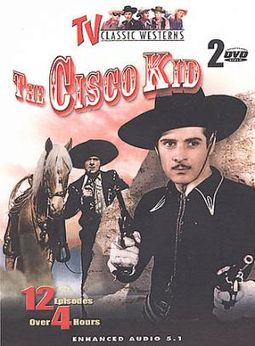 TV Classic Westerns - Cisco Kid 2-Pack (2-DVD)
