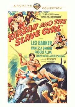 Tarzan and the Slave Girl (Full Screen)
