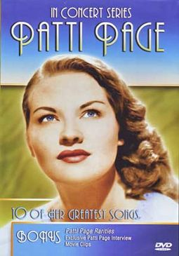 Patti Page - In Concert Series