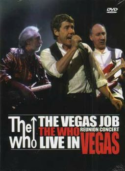 The Who - Live in Vegas: The Vegas Job Reunion
