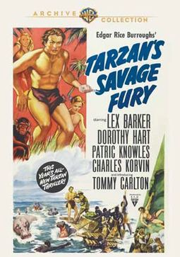 Tarzan's Savage Fury (Full Screen)