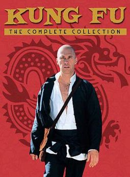 Kung Fu - Complete Series (11-DVD)