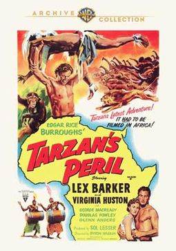 Tarzan's Peril (Full Screen)