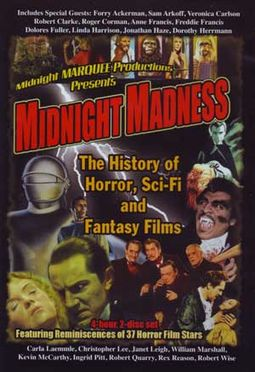 Midnight Madness: The History of Horror, Sci-Fi
