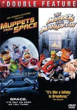 The Muppets - Muppets from Space / Muppets Take