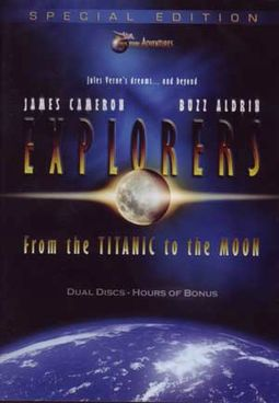 Explorers: From the Titanic to the Moon (2-DVD)