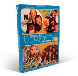 Contemporary Comedy TV DVD Starter Set (Mad About