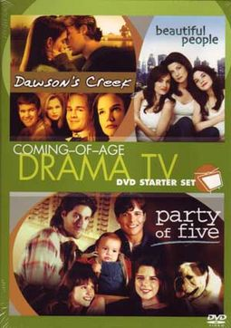 Coming-Of-Age Drama TV DVD Starter Set (Dawson's