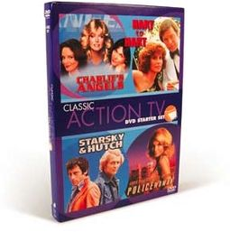 Classic Action TV DVD Starter Set (Charlie's