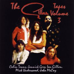 The Gillan Tapes, Volume 3 (2-CD/Import)
