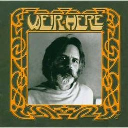 Weir Here: The Best of Bob Weir (2-CD)