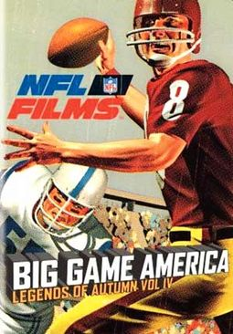 NFL Films Classics: Big Game America - Legends of