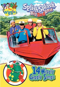 The Wiggles - Splish Splash Big Red Boat