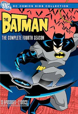 Batman - Complete 4th Season (2-DVD)