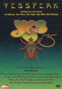 Yes Speak: 35th Anniversary Tour (2-Disc)