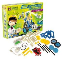 Electric Vehicles Science Kit