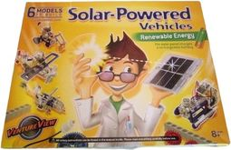 Solar-Powered Vehicles Science Kit