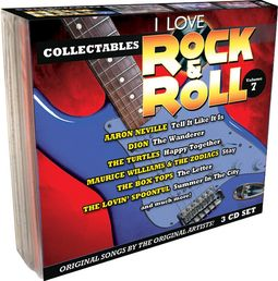 I Love Rock & Roll - Bundle #7 (3-CD)