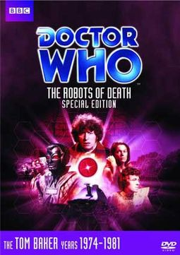 Doctor Who - #090: The Robots of Death (Special