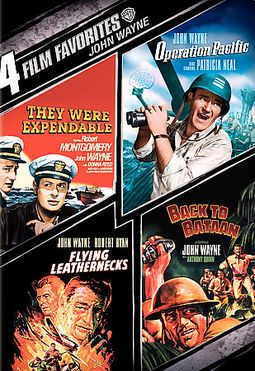 John Wayne Collection - 4 Film Favorites (They