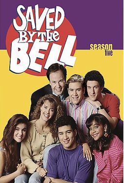 Saved By The Bell - Season 5 (3-DVD)