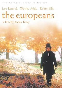 The Europeans (The Merchant Ivory Collection)