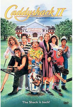 Caddyshack 2 (Full Screen)