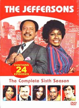 The Jeffersons - Season 6 (3-DVD)