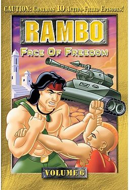 Rambo - Face of Freedom