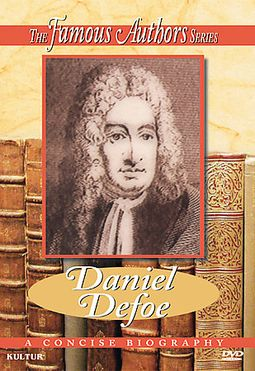 Famous Authors Series - Daniel Defoe
