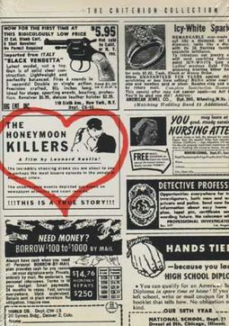The Honeymoon Killers (Criterion Collection)