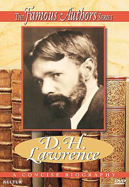 Famous Authors Series - D.H. Lawrence