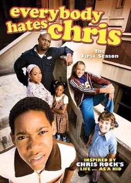 Everybody Hates Chris - Season 1 (4-DVD)