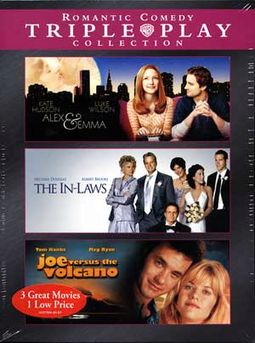 Romantic Comedy Triple Play Collection (Alex &