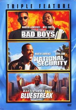 Martin Lawrence Triple Feature - Bad Boys /