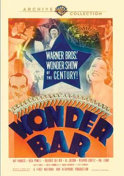 Wonder Bar (Full Screen)