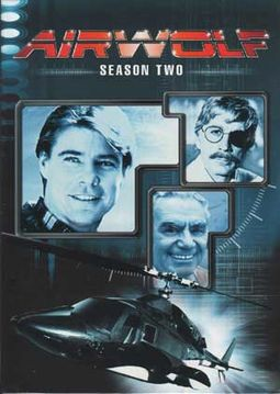Airwolf - Season 2 (5-DVD)